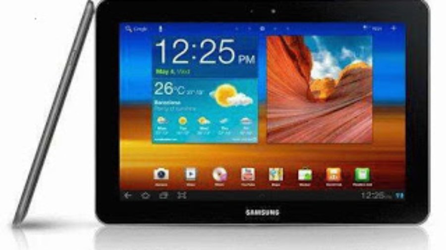 Samsung Galaxy TAB 750 Review Price Specification