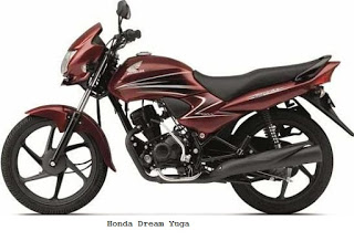 Honda Dream Yuga 110cc