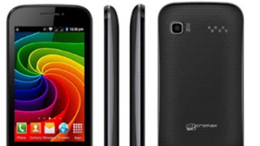 Micromax Bolt A35 Android Phone launched
