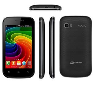Budget Micromax Smartphones
