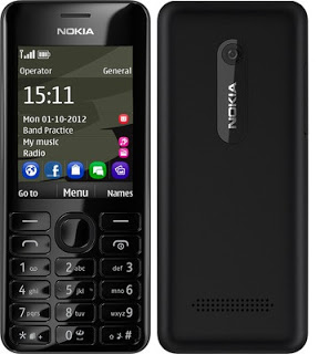 Nokia Asha Dual sim phones