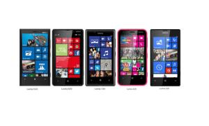 Microsoft Lumia Smartphones