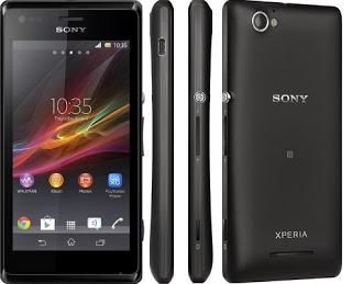 Sony Xperia M Smartphone