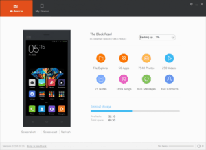 Xiaomi Mi PC suite for Windows