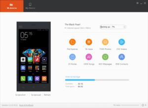 Xiaomi Mi PC suite for Windows