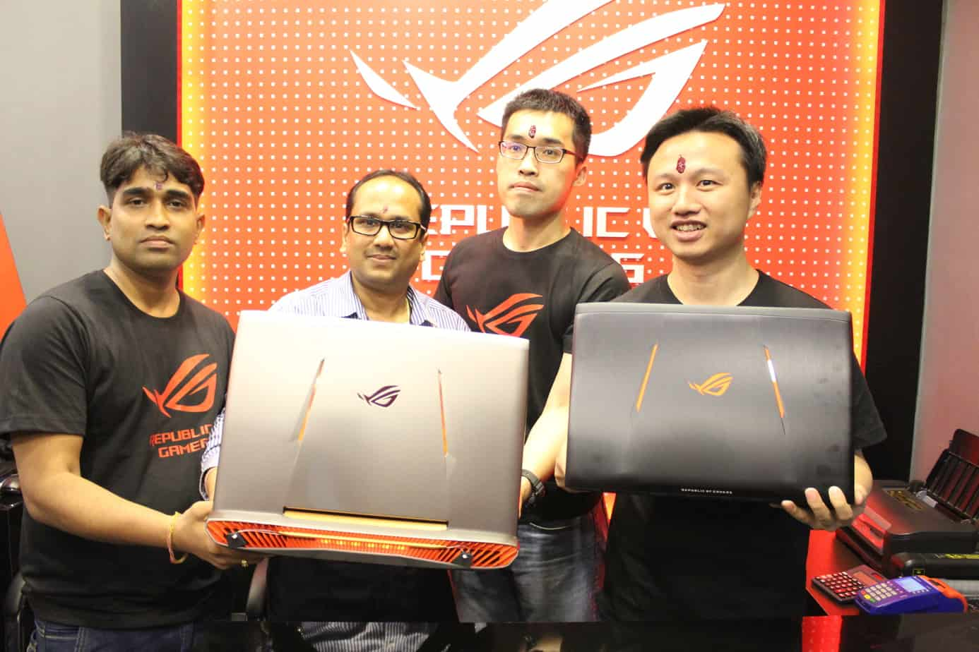 ROG exclusive store launch in Kolkata